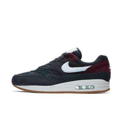 Купить Кроссовки Nike Air Max 1, Темно-синий/Ocean Bliss/Cobalt Tint, 22838230, 12544438