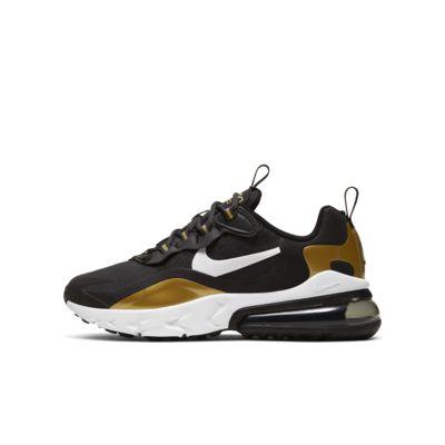 Nike Air Max 270 React Big Kids' Shoe