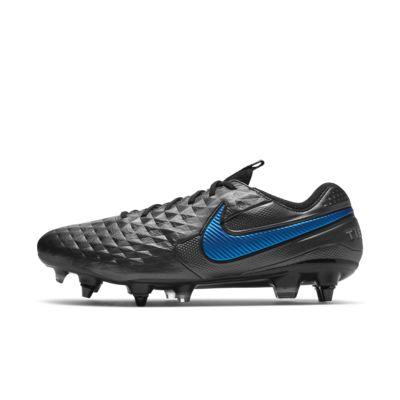 Nike Tiempo Legend 8 Elite SG-PRO Anti-Clog Traction-fodboldstøvle til vådt græs