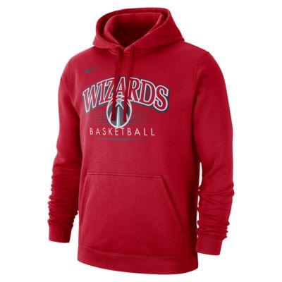 Sudadera con capucha de la NBA para hombre Washington Wizards Nike