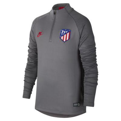 Träningströja Atlético de Madrid Strike för ungdom