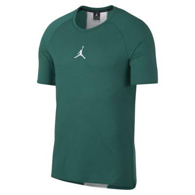 เสื้อเทรนนิ่งแขนสั้นผู้ชาย Jordan 23 Alpha