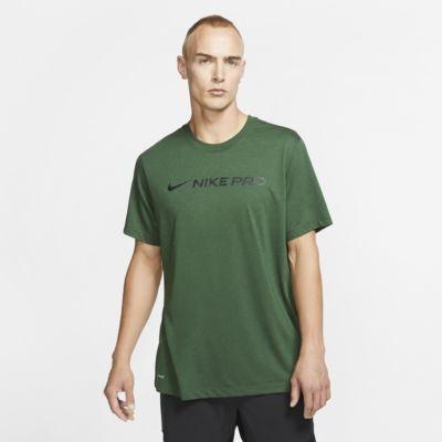 Nike Dri-FIT Erkek Antrenman Tişörtü