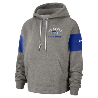 quality design c0a50 452f8 Nike Historic (NFL Seahawks) Women's Pullover Hoodie