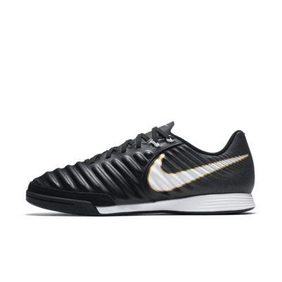 Nike TiempoX Ligera IV IC Indoor/Court Football Shoe Black HR3741326