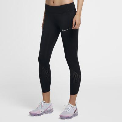 กางเกงวิ่งรัดรูปผู้หญิง Nike Epic Lux