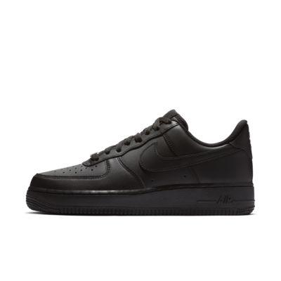 Nike Air Force 1 '07 Triple Black Women's Shoe