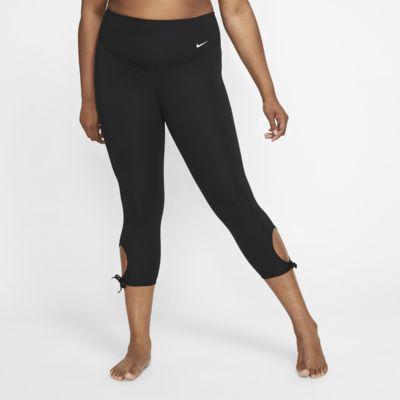 Nike Yoga Women's 7/8 Training Tights (Plus Size)
