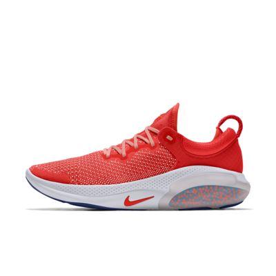 Scarpa da running personalizzabile Nike Joyride Run Flyknit By You - Donna