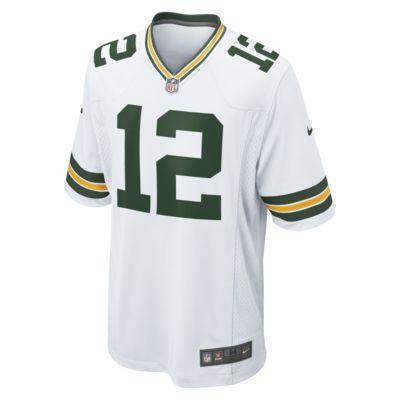 Spelartröja NFL Green Bay Packers (Aaron Rodgers) för män