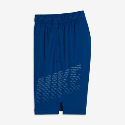 Купить Шорты для тренинга с графикой мальчиков школьного возраста Nike Dri-FIT 20,5 см
