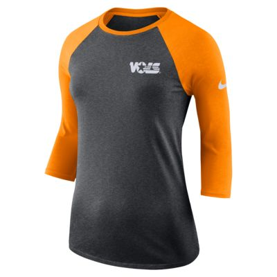 Nike College (Tennessee) Women's 3/4 Sleeve T-Shirt