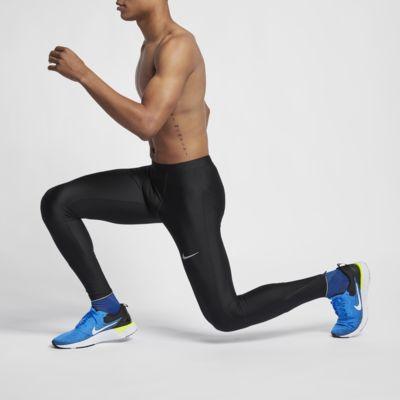 Nike 男款跑步緊身褲