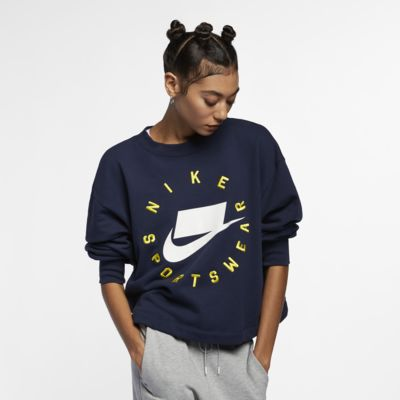 Nike Sportswear NSW Women's French Terry Crew