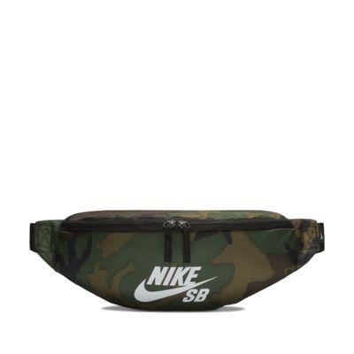 Nike SB Heritage-skaterbæltetaske med print (småting)