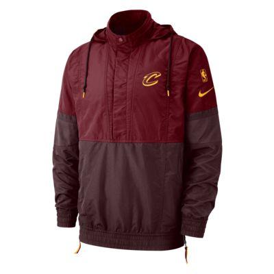 Cleveland Cavaliers Nike Courtside-NBA-jakke med hætte til mænd