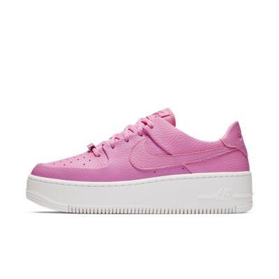Air Nike Pour Low Femme 1 Sage Chaussure Force c45qjL3AR