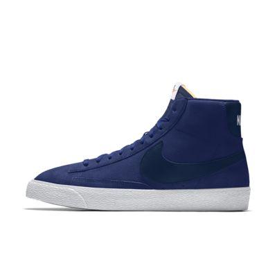 Specialdesignad sko Nike Blazer Mid By You för kvinnor