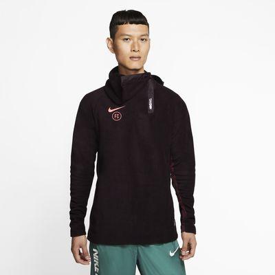 Haut d'entraînement de football Nike F.C. pour Homme