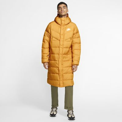 Nike Sportswear Windrunner Down-Fill Men's Hooded Puffer Parka