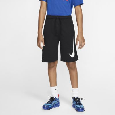 Chlapecké kraťasy Nike Sportswear z francouzského froté