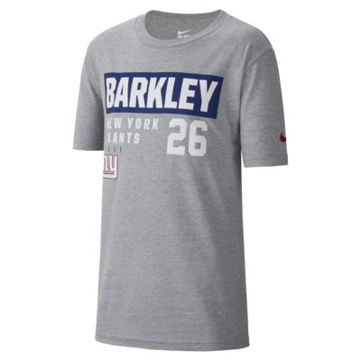 NFL New York Giants (Saquon Barkley) Big Kids' (Boys') T-Shirt