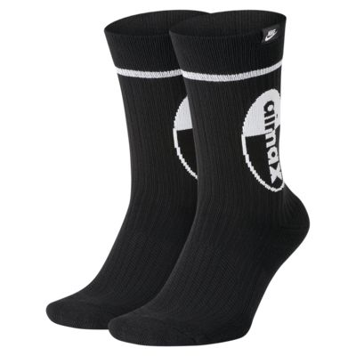 Chaussettes mi-mollet Nike Air Max (2 paires)