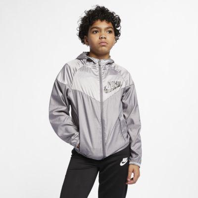 """Nike Sportswear Windrunner """"Energy"""" 大童(男孩)夹克"""