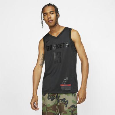 James Harden MVP Swingman (Houston Rockets) Camiseta Nike NBA Connected - Hombre