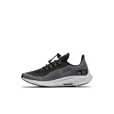 e0e3050f7a400 Nike Air Zoom Pegasus 35 Shield Little Big Kids  Running Shoe. Nike.com