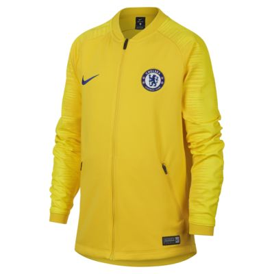 Chelsea FC Anthem Fußballjacke für ältere Kinder