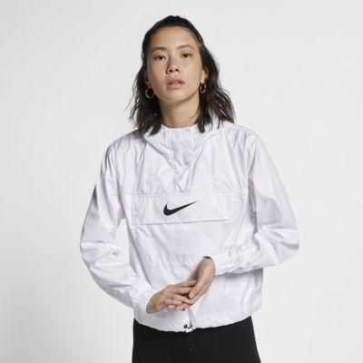 Lehká dámská větrovka Nike Sportswear Animal Print