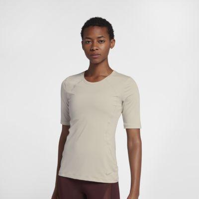 Купить Женская футболка с коротким рукавом для тренинга Nike Pro HyperCool