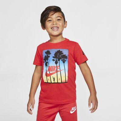 Kortärmad t-shirt Nike Air för barn