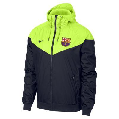 6aa00cb1bfc1f FC Barcelona Windrunner Men s Jacket. FC Barcelona Windrunner