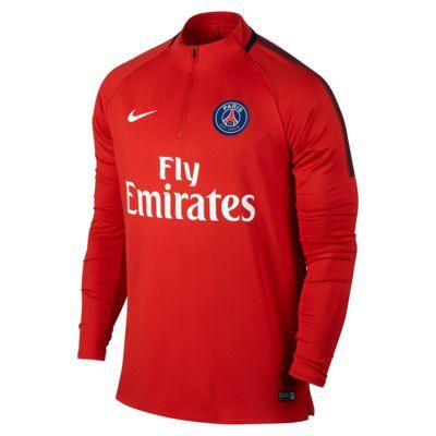 Paris Saint-Germain Dry Squad Drill