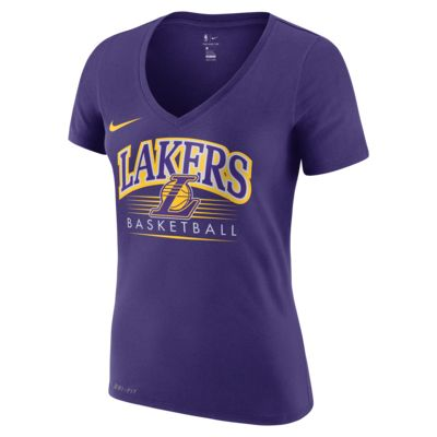 7d2434621 Los Angeles Lakers Nike Dri-FIT Women s NBA T-Shirt. Nike.com