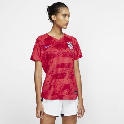 Camiseta de fútbol de visitante para mujer Stadium de EE. UU. 2019