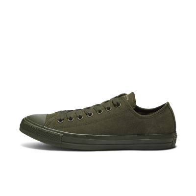 Converse Chuck Taylor All Star Suede Mono Color Low Top  Unisex Shoe