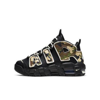 Nike Air More Uptempo QS (GS) 大童运动童鞋