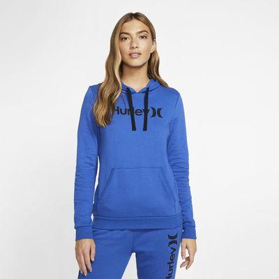 Hurley One And Only Women's Long-Sleeve Fleece Sweatshirt
