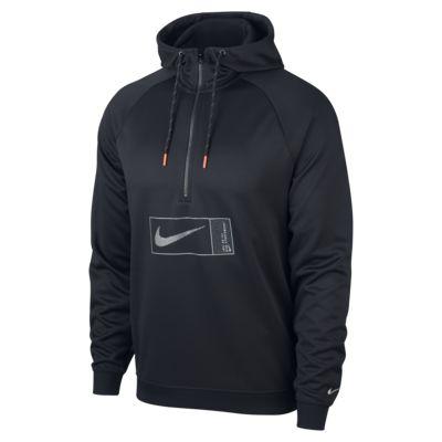 Nike Sportswear Men's Half-Zip Polyknit Hoodie