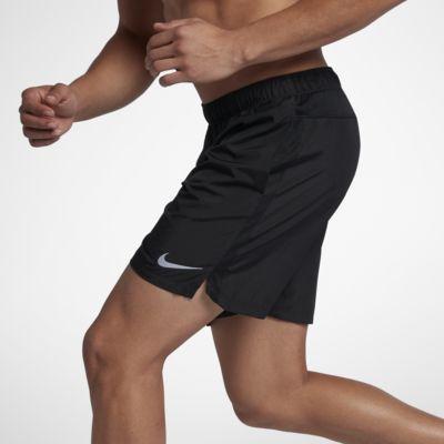 Short de running doublé Nike Challenger 18 cm pour Homme