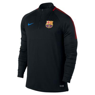 Купить Мужская игровая футболка FC Barcelona Dri-FIT Squad Drill
