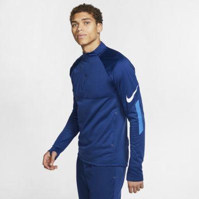 Мужская футболка для футбольного тренинга Nike Therma Shield Strike