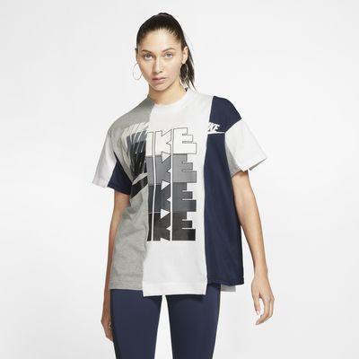 Nike x Sacai Women's Hybrid T-Shirt
