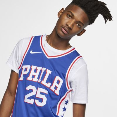 Ben Simmons 76ers Icon Edition Nike NBA Authentic Jersey
