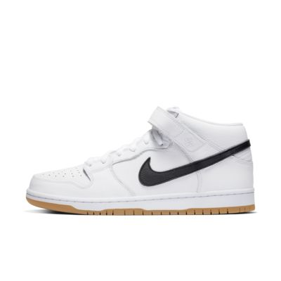 Nike SB Dunk Mid Pro ISO男/女滑板鞋