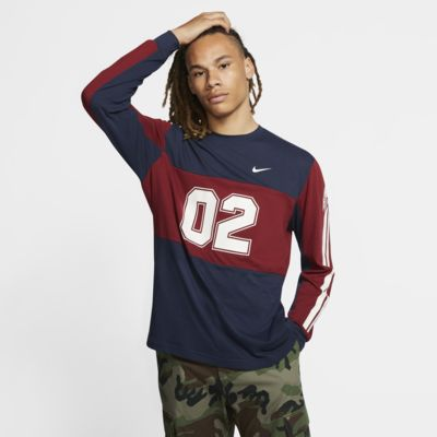 Pánské skateboardové tričko Nike SB ze síťoviny s dlouhým rukávem