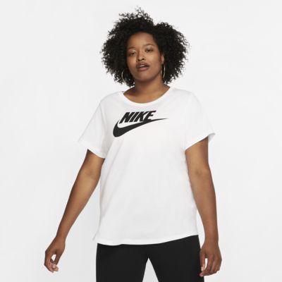 T-shirt Nike Sportswear Essential (Plus Size) - Donna